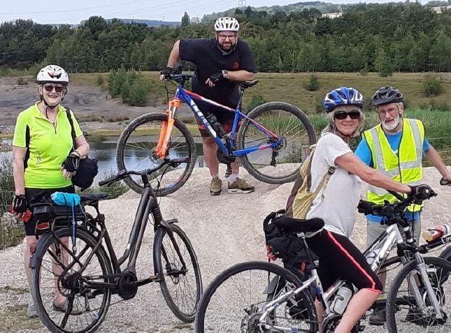 cycle rides reviews Oct 2020